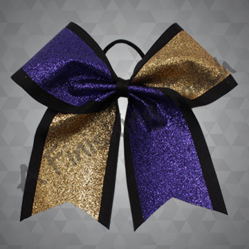 1228 - Two Layer, Two Tone with Glitter