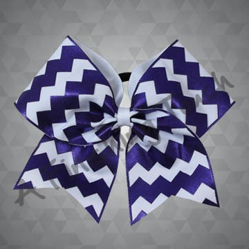 985- Two Layer Laser-Cut Chevron Bow