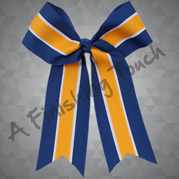 110- Three-Layer Cheer Bow with Thin Layer
