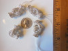 Large Crystal Links for Beads or Pearls