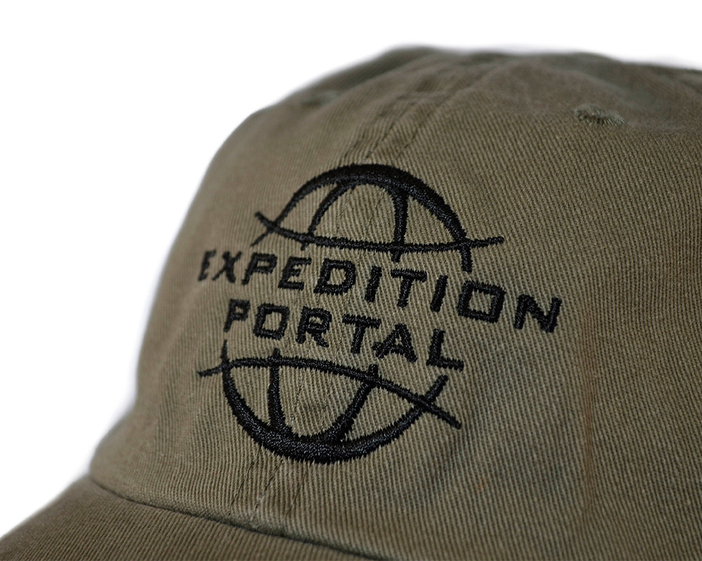 Expedition Portal Olive Hat