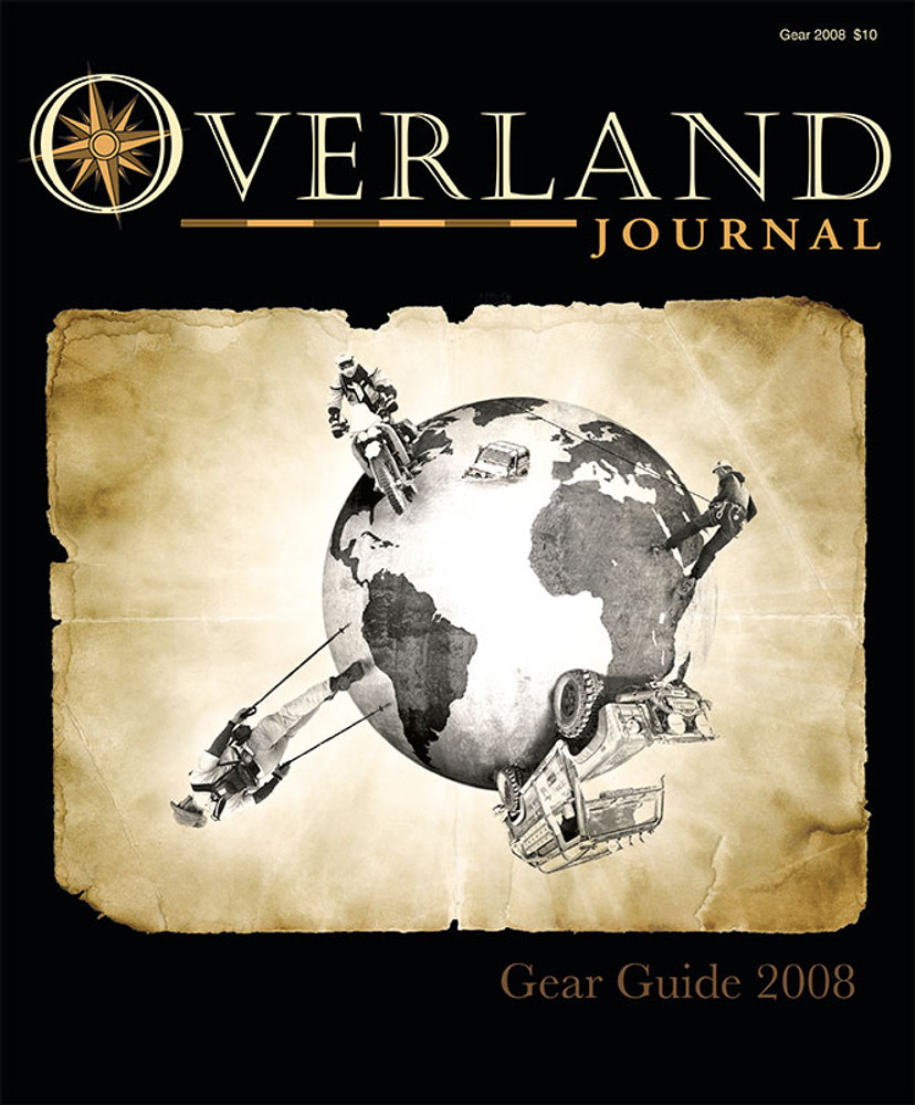 Gear Guide 2008 (Available only with Collector's Set)