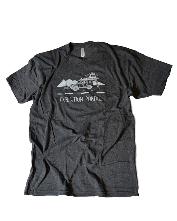 Expedition Portal Explore T-shirt