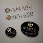 Overland Journal Decal Combo Pack