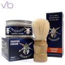 Dreadnought Shaving Cream With Avenger Brush