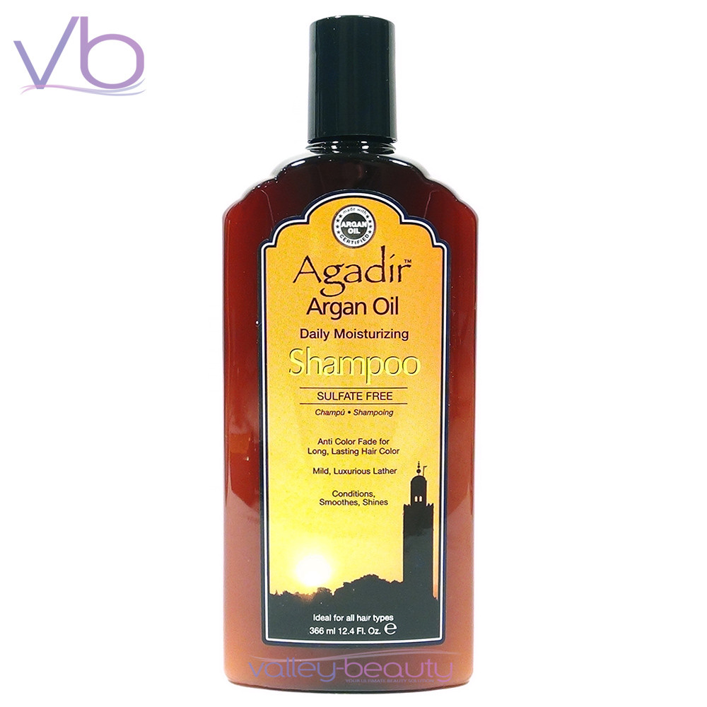 Agadir Argan Oil Moisturizing Shampoo