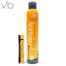 Fast Drying Firm Hold Hairspray + Hair Treatment