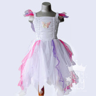 Trixy Lily Spiral Fairy Dress with Wings