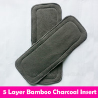 5 Layer Bamboo Charcoal Insert 1 piece