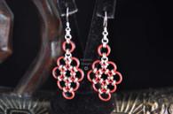 Wear your Rubber! earrings, by Infinitus Designs