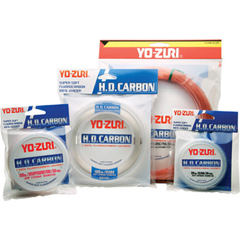 Yozuri HD Fluorocarbon Leader Line (40lb~200lb)