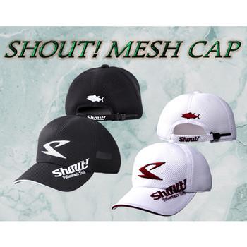 SHOUT Mesh Cap