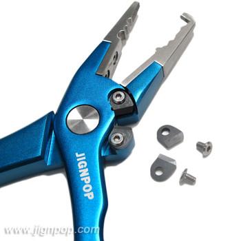JIGNPOP Tungsten Cutters for H-I, II Pliers