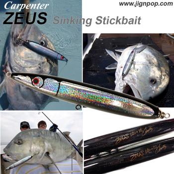 Carpenter 2014 ZEUS 150+ Sinking Stickbait