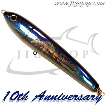 Carpenter Gamma GT-y 120 10th Anniversary Limited Edition