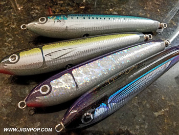 Carpenter Gamma y-90L Lures