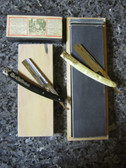 Straight Razor Honing ~ USED razor or purchased from other vendor