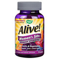 ALIVE WOMEN'S 50 GUMMY VTMN 75CT