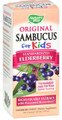 Nature's Way Original Sambucus for Kids Standardized Elderberry 4 oz