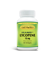 Lycopene 15 mg 60 SoftGel by  Dave Hawkins' EarthWorks