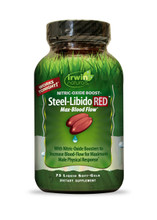 Irwin Steel Libido Red