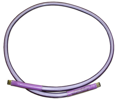 Revelation Audio Labs Prophecy Cryo-Silver™ Reference Power-Free Firewire cable – SINGLE CONDUIT FOR DIGITAL SIGNAL ONLY (no power) Now at True Audiophile