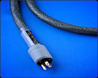 Acoustic Zen Absolute Power Cord. 9AWG, 6N Zero Crystal Silver Copper hybrid. Now at True Audiophile.