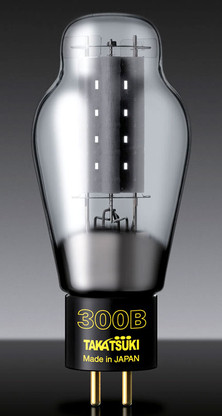 Takatsuki 300B Vacuum Tube World's finest. Now at True Audiophile.