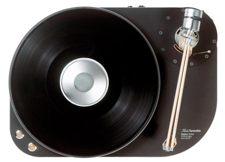 Thales TTT-Compact II Turntable. Swiss Perfection. Now at True Audiophile.