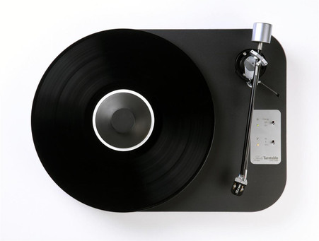 Thales TTT-Slim Turntable. Swiss Perfection. Entry Price. Now at True Audiophile.