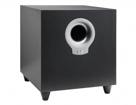 "ELAC DS10 10"" power subwoofer. True Audiophile Store."
