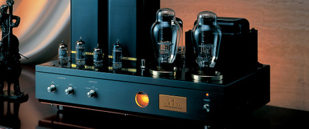 AirTight limited Edition ATM300, 300B amplifier. Now at True Audiophile.