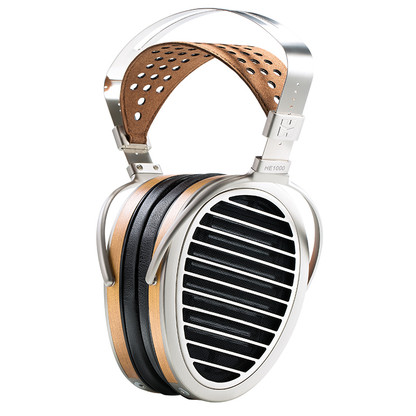 HiFiMan HE1000 V2 headphones. Now at True Audiophile.