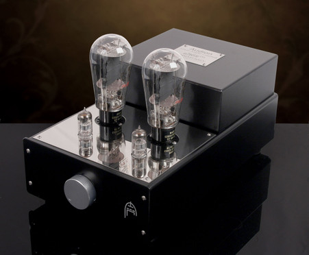 Audion Silver Night PX25 Anniversary Stereo Hard Wired Amplifier. At True Audiophile.