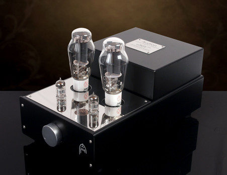 Audion Silver Night DUO Anniversary Stereo Hard Wired Amplifier. Now at True Audiophile. Exclusive U.S. Importer for Audion tube equipment.