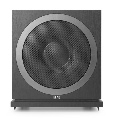 """ELAC 3010 10"""" NEW Powered Subwoofer.  At True Audiophile."""