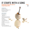 It Starts with a Song: 25 Years of BYU Songwriting, Vol. 2 [CD]