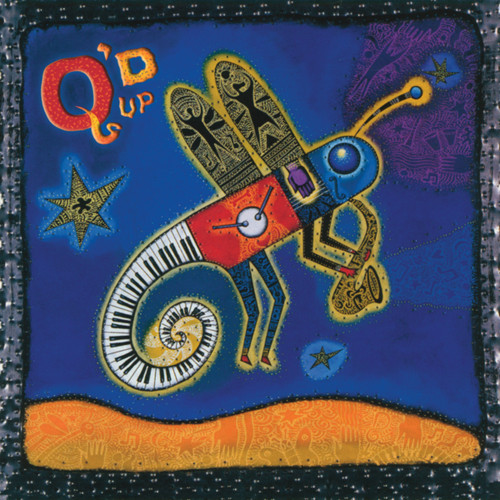 Q'd Up [CD] - Q'd Up