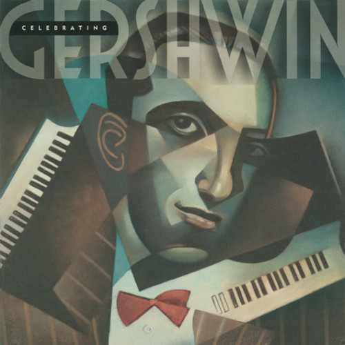Celebrating Gershwin [CD] - The American Piano Duo