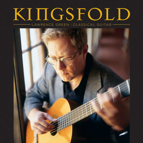 Kingsfold [CD] - Lawrence Green