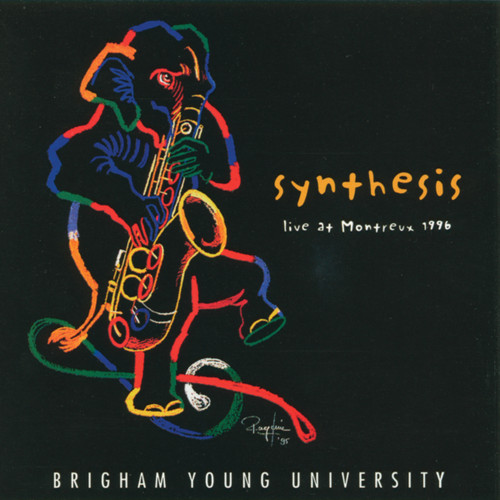 Live at Montreux [CD] - BYU Synthesis