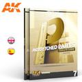 AK INTERACTIVE AK 244 - AK Learning Series 07 - Photoetched Parts - ENGLISH