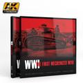 AK INTERACTIVE AK 273 - WWI The First Mechanized War - ENGLISH