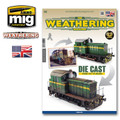 AMMO OF MIG JIMENEZ A.MIG-4522 - The Weathering Magazine 23 Die Cast (From Toy to Model) - ENGLISH