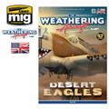 AMMO OF MIG JIMENEZ A.MIG-5209 - The Weathering Aircraft 09 Desert Eagles - ENGLISH