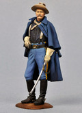 ANDREA MINIATURES SG-F154 - 1/32 US Cavalry Officer, 1876