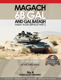 DESERT EAGLE PUBLISHING DEP 04 - No 4 Magach 6B Gal - ENGLISH