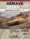 DESERT EAGLE PUBLISHING DEP 12 - No 12 Merkava Siman 2 Part 1 - ENGLISH