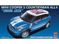 "HASEGAWA 20253 - 1/24 Mini Cooper S Countryman All4 ""Union Jack"""