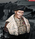 LIFE MINIATURES LM B010 - 1/10 Bernard Law Montgomery, General, C-in-C, 21st Army Group, June 1944, Operation Overlord
